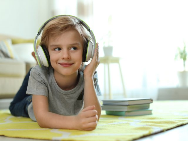 Quels sont les avantages des livres audio pour les enfants !